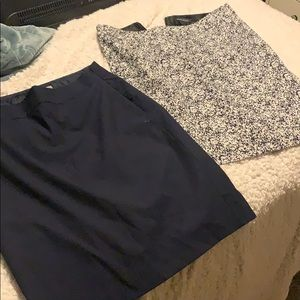 Banana republic pencil skirt bundle